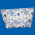 Cosmetic Bag Paisley